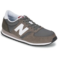 kengät Matalavartiset tennarit New Balance U420 Grey / White