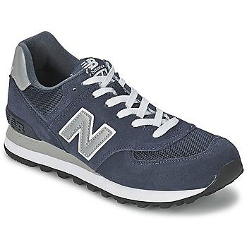kengät Matalavartiset tennarit New Balance M574 Laivastonsininen