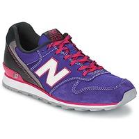 kengät Naiset Matalavartiset tennarit New Balance WR996 Violet