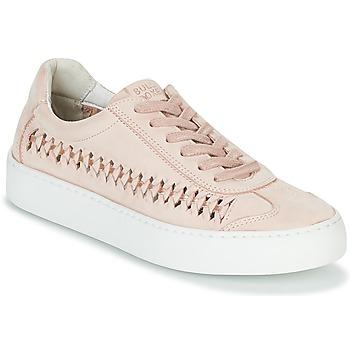 kengät Naiset Matalavartiset tennarit Bullboxer PARETE Pink