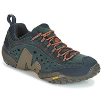 kengät Miehet Matalavartiset tennarit Merrell INTERCEPT Blue