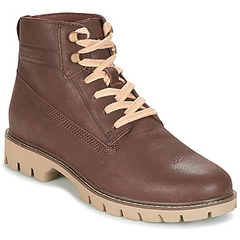 kengät Miehet Bootsit Caterpillar BASIS Brown