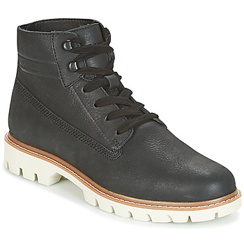 kengät Miehet Bootsit Caterpillar BASIS Black