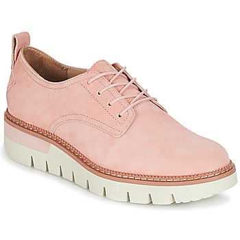 kengät Naiset Derby-kengät Caterpillar WINDUP Persikka