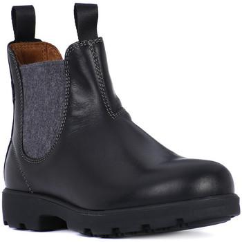 kengät Miehet Bootsit Frau DAWSON Nero