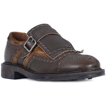 kengät Miehet Mokkasiinit Frau PRINT FANGO Verde