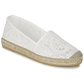 kengät Naiset Espadrillot Nome Footwear FRANCIO White
