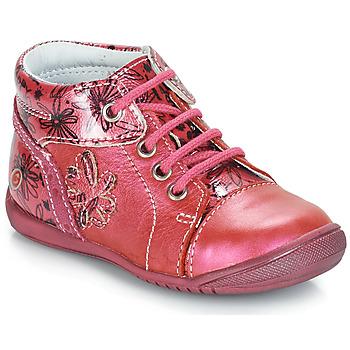 kengät Tytöt Bootsit GBB ROSEMARIE Pink