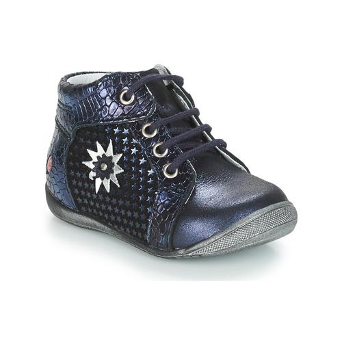 kengät Tytöt Bootsit GBB RESTITUDE Blue