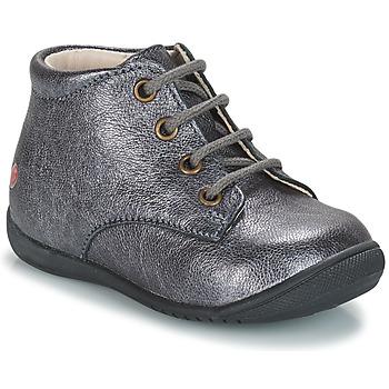 kengät Tytöt Bootsit GBB NAOMI Grey / Dpf / Kezia