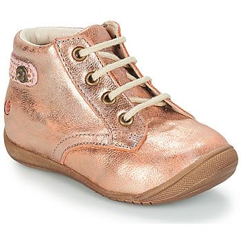 kengät Tytöt Bootsit GBB NICOLE Pink / Puuteri / Dpf / Kezia
