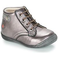 kengät Tytöt Bootsit GBB NICOLE Violet / Metallinen