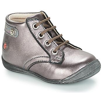 kengät Tytöt Bootsit GBB NICOLE Vihreä / keltainen / musta / De / Pink / Dpf / Kezia