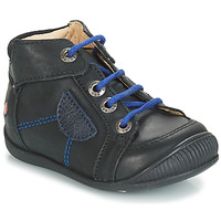 kengät Pojat Bootsit GBB RACINE Musta