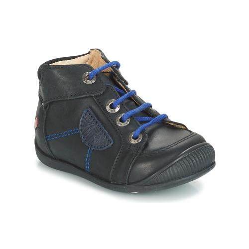 kengät Pojat Bootsit GBB RACINE Black