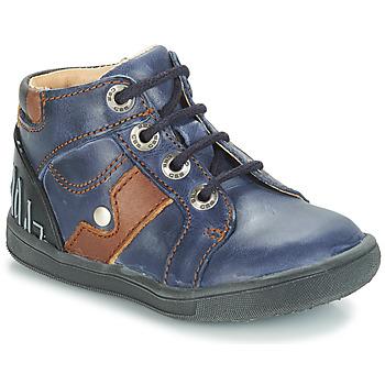 kengät Pojat Bootsit GBB REGIS Blue