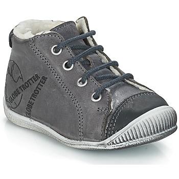 kengät Pojat Bootsit GBB NOE Grey / Dch / Raiza