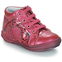 kengät Tytöt Bootsit GBB ROSETTA Vaaleanpunainen