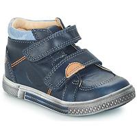 kengät Pojat Bootsit GBB ROBERT Blue / Dpf