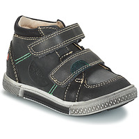 kengät Pojat Bootsit GBB ROBERT Ctu / Harmaa-musta / Dpf