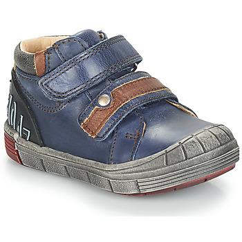 kengät Pojat Bootsit GBB REMI Sininen