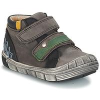kengät Pojat Bootsit GBB REMI Grey