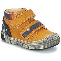 kengät Pojat Bootsit GBB REMI Yellow