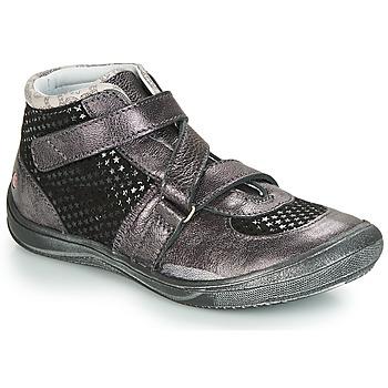 kengät Tytöt Bootsit GBB RIQUETTE Grey / Dpf / Regina