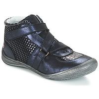 kengät Tytöt Korkeavartiset tennarit GBB RIQUETTE Sininen