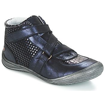 kengät Tytöt Korkeavartiset tennarit GBB RIQUETTE Blue