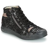 kengät Tytöt Olkalaukut GBB DESTINY Black / Silver