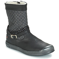 kengät Tytöt Saappaat GBB ROLANDE Musta