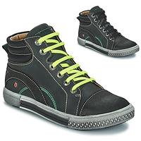 kengät Pojat Bootsit GBB RALPH Ctu / Harmaa-musta / Dpf
