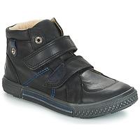 kengät Pojat Bootsit GBB RANDALL Black / Dpf