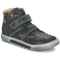 kengät Pojat Bootsit GBB RANDALL Ctu / Harmaa-musta / Dpf
