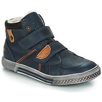 kengät Pojat Bootsit GBB RANDALL Blue / Dch
