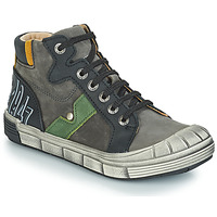 kengät Pojat Bootsit GBB RENZO Grey