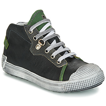 premium selection b8c29 1700f kengät Pojat Korkeavartiset tennarit GBB RONALD Grey   Green
