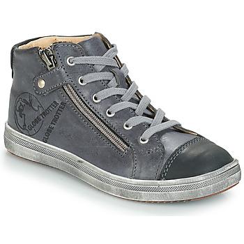 kengät Pojat Bootsit GBB NICO Grey / Dpf / 2835