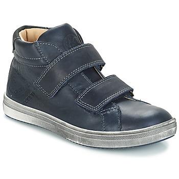 kengät Pojat Korkeavartiset tennarit GBB NAZAIRE Blue