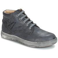 kengät Pojat Saappaat GBB NINO Grey / Dpf / 2835