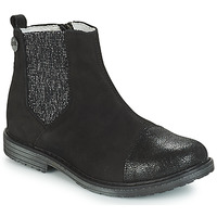 kengät Tytöt Bootsit GBB LEONTINA Black