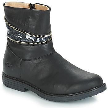 kengät Tytöt Saappaat GBB MAFALDA Black