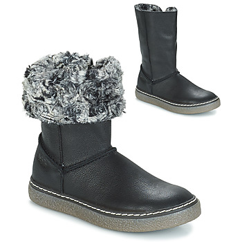kengät Tytöt Saappaat GBB DUBROVNIK Musta