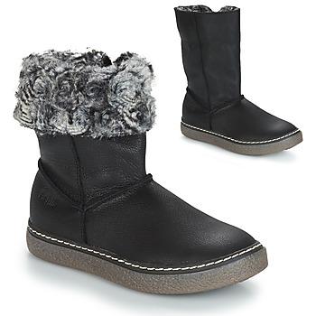 kengät Tytöt Saappaat GBB DUBROVNIK Grey