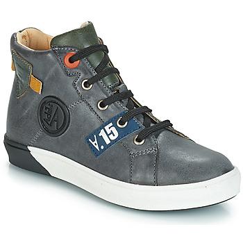 kengät Pojat Olkalaukut GBB SILVIO Grey