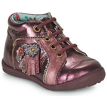 kengät Tytöt Bootsit Catimini RAINETTE Bordeaux