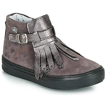 kengät Tytöt Bootsit Catimini RUTABAGA Grey