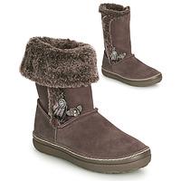 kengät Tytöt Saappaat Catimini ROMA Cts / Vihreä / keltainen / musta / De / Pink / Dch / Rask
