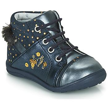 kengät Tytöt Bootsit Catimini ROULETTE Laivastonsininen